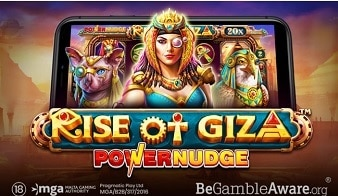 Rise of Giza PowerNudge news item 1