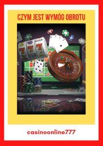 Wymóg Obrotu w kasyno
